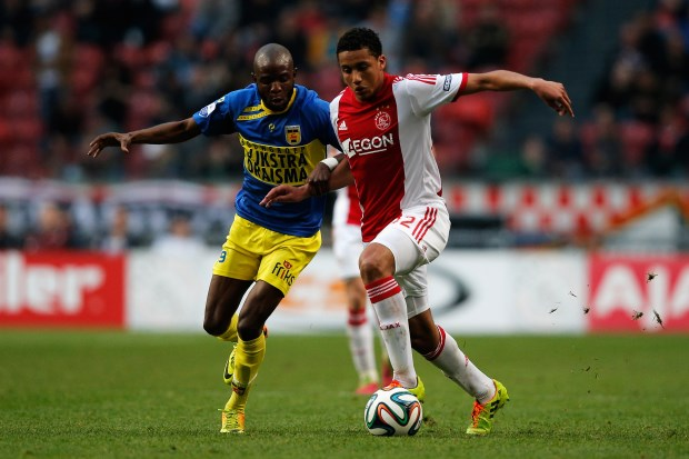 Palace keen on Ajax defender