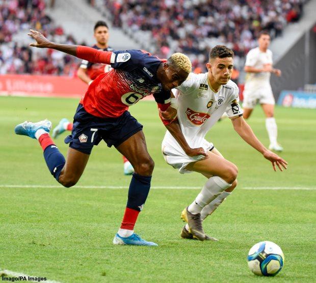 Lyon 'team spirit' good enough to knock out rich Man City