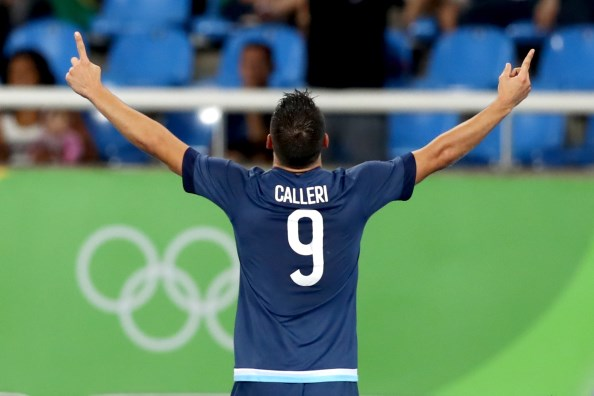 Jonathan Calleri ready to fight after joining West Ham