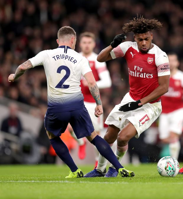 Everton Confirm Capture of Arsenal Winger Alex Iwobi on 5-Year Deal