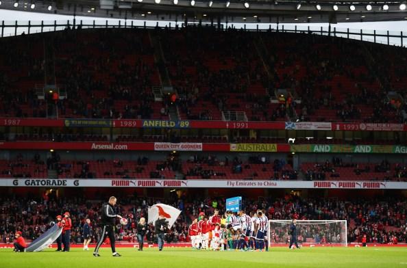 Newcastle United vs. Arsenal - Football Match Report