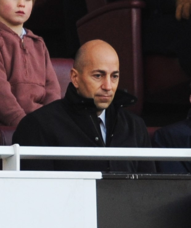 Unai Emery still in the dark over Ivan Gazidis' future at Arsenal