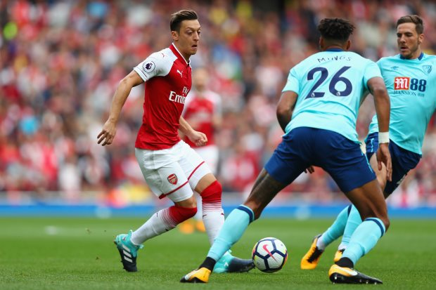 Arsenal Could Sell Mesut Ozil For Just €20 Million In January