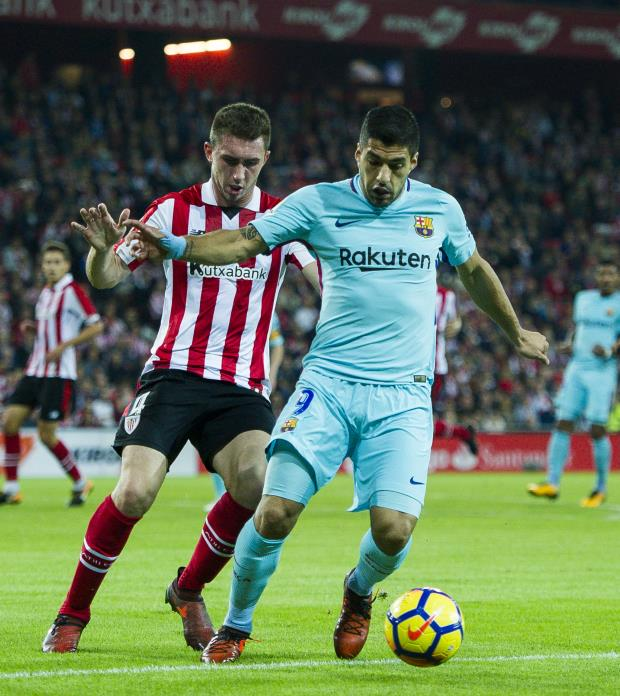 Manchester City Reportedly Want Aymeric Laporte and Fred in January Window
