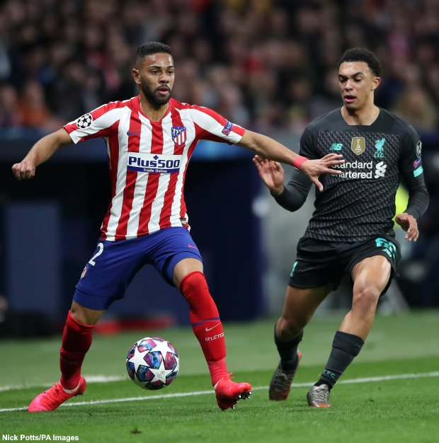 Fans Outraged With Liverpool Star Salah as Team Loses to Atletico