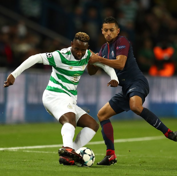 Moussa Dembele linked with Ligue 1 return