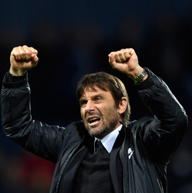 Antonio Conte is first choice for Italian Football Federation boss
