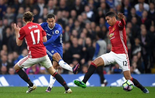 Chelsea 4 Manchester United 0: Rampant Blues humble returning Mourinho