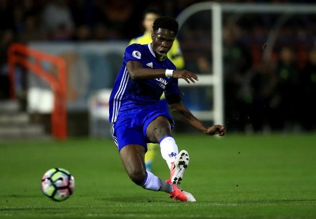 Barnsley complete signing of Chelsea forward Ike Ugbo