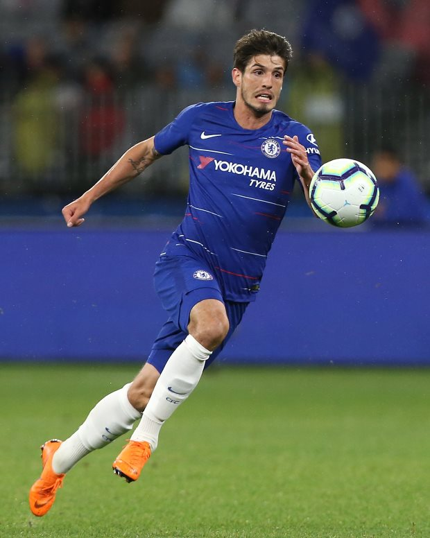 Chelsea midfielder Lucas Piazon excited moving to Chievo