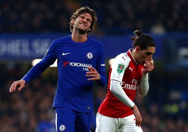Arsenal repel Chelsea to clinch stalemate in Carabao Cup semi-final