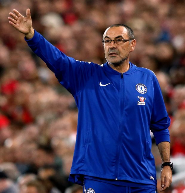 EPL: Sarri singles out Chelsea player in 3-0 win over Southampton