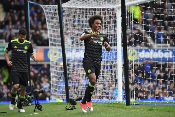 Chelsea inch closer to title with win