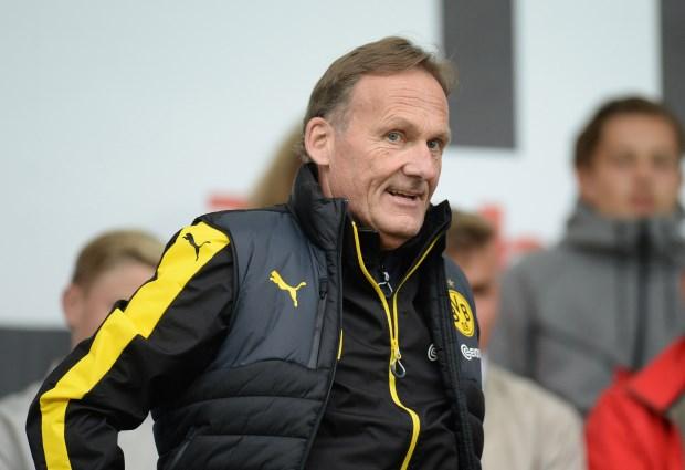 Dortmund eyeing summer move for Batshuayi