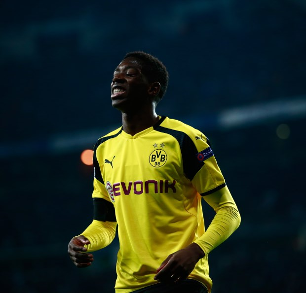 No negotiations with Barcelona for Dembele - Dortmund´s Zorc