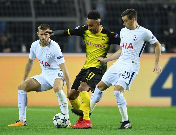 Pierre-Emerick Aubameyang agrees personal terms with Arsenal