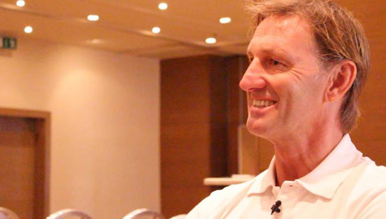 Tony Adams interview