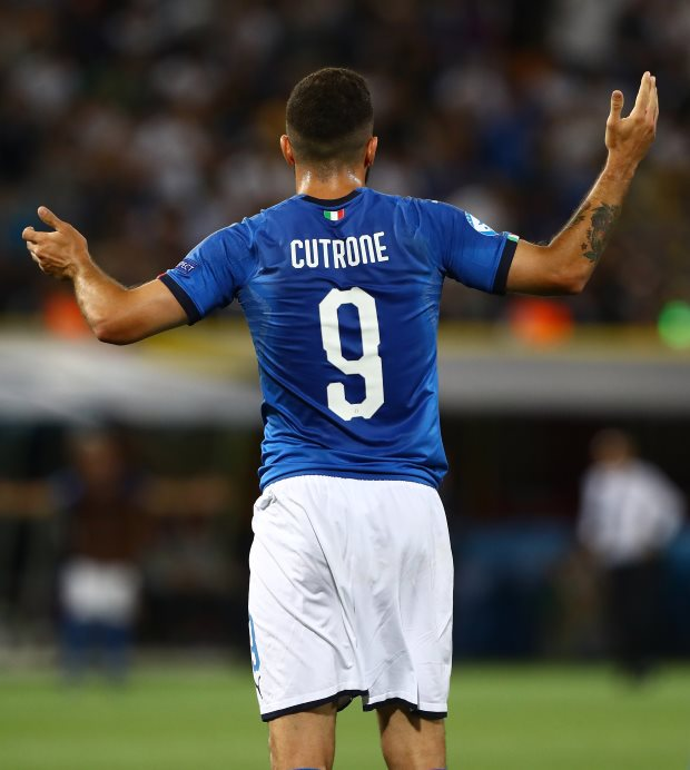 Wolves in 'advanced talks' to sign Milan striker Patrick Cutrone