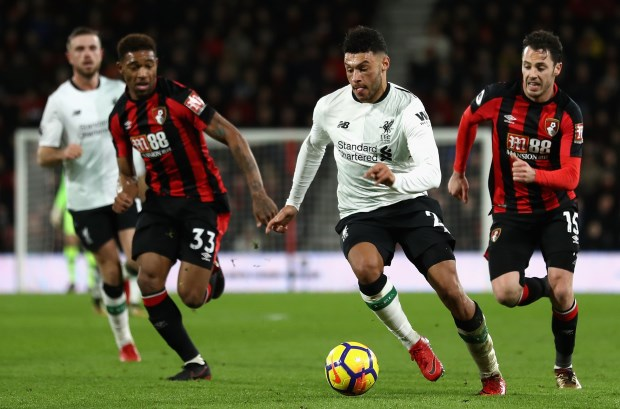 Jurgen Klopp believes Alex Oxlade-Chamberlain has more goals in him