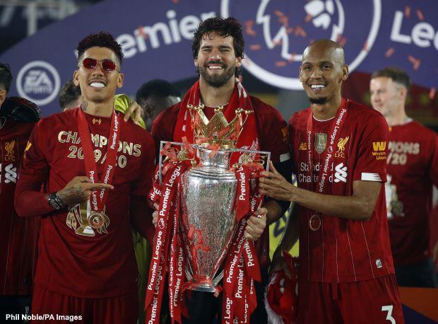 De Bruyne named English Premier League Player of the Season