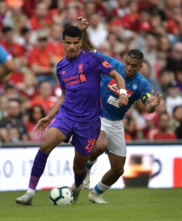 Liverpool won't move for Pulisic and Solanke medical with Palace complete