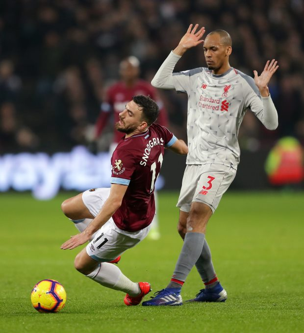 Mohamed Salah: West Ham investigate racist abuse of Liverpool striker