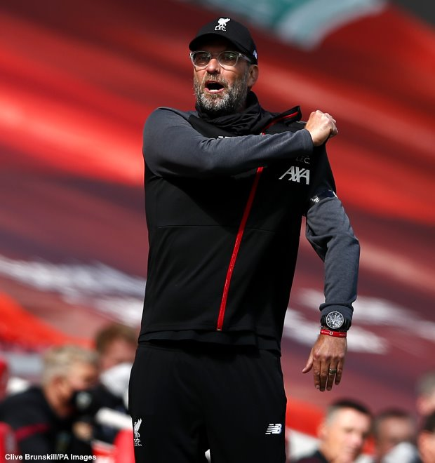 Jurgen Klopp Liverpool Coach Reveals When He Will Leave The Club