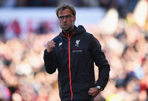 Liverpool's ambitions still big, but no points target, says Klopp