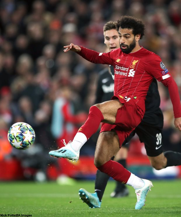 Mohamed Salah: Tokyo 2020 decision with Liverpool and forward, says Egypt boss