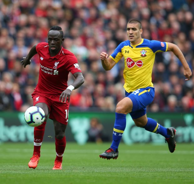 Livewire Xherdan Shaqiri earns the spotlight on his first Liverpool start