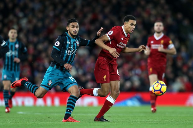 Salah double secures Liverpool win over Southampton