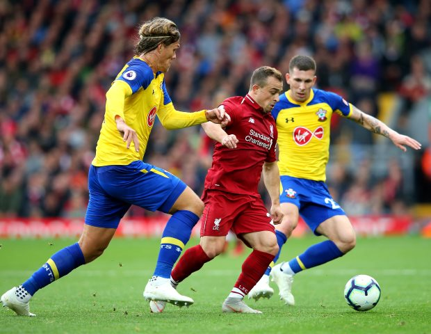 Liverpool legend Aldridge: Shaqiri has everything to fit into Klopp system