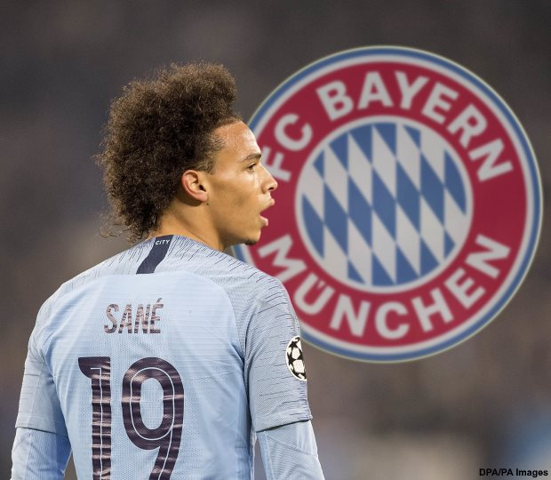 New agent declares Leroy Sane IN PLAY: Bayern Munich face competition