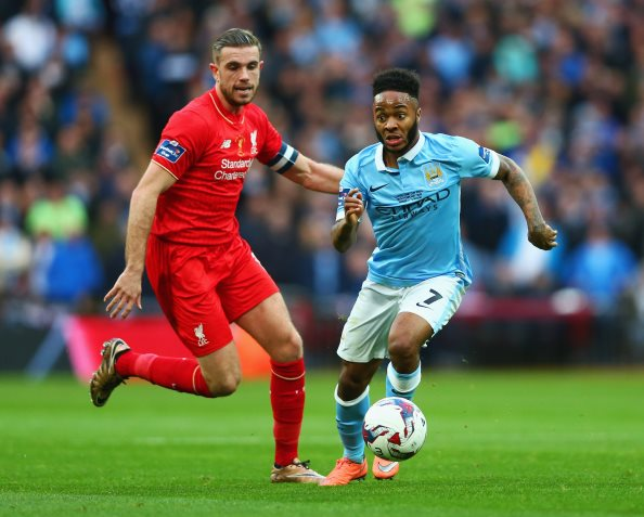 Liverpool captain's brilliant reaction to Jon Flanagan's crunching tackle on Raheem Sterling