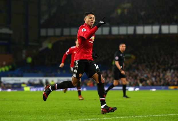 Jesse Lingard can't stop scoring wonderful  goals for Manchester United