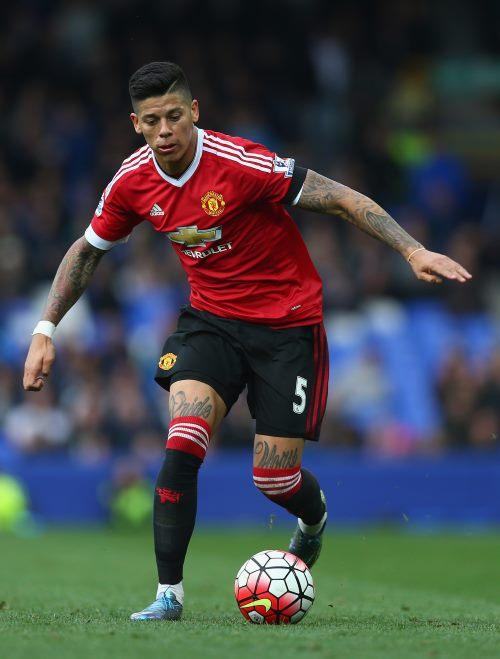Everton Still In Hunt For Manchester United Defender