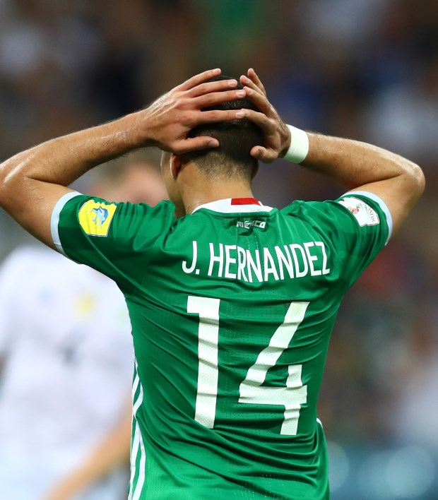 West Ham Hold Talks To Sign Javier Hernandez