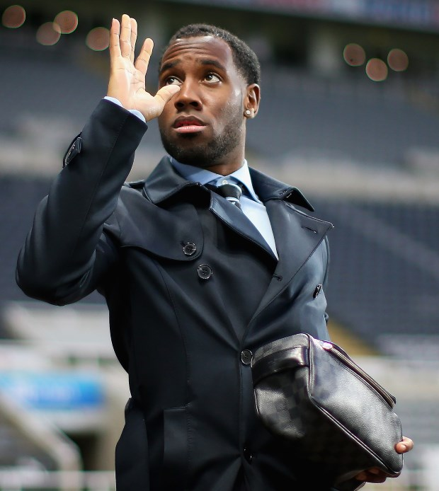 Vurnon Anita: Leeds United sign former Newcastle United midfielder