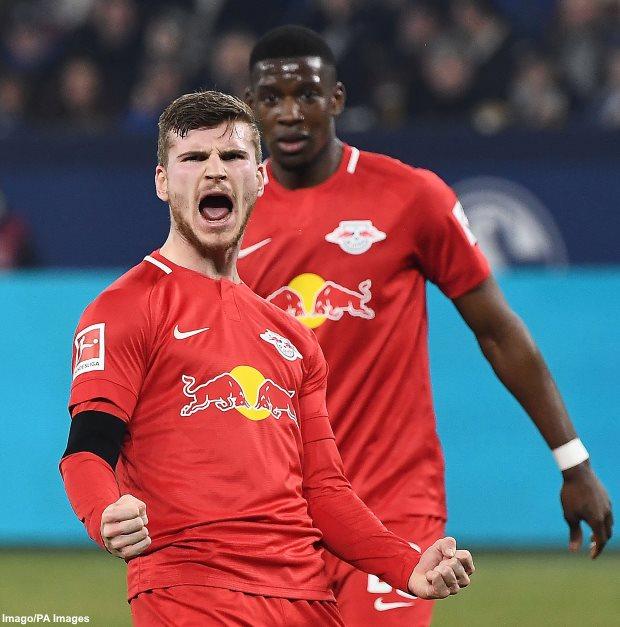 Timo Werner hails Jurgen Klopp as Liverpool rumours intensify