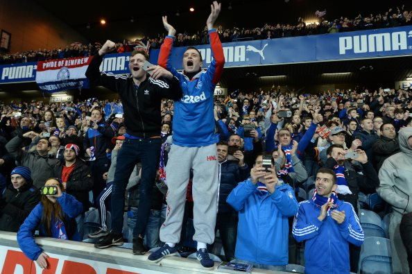 We're Taking Thousands of Fans – Rangers Star Relishing Sheffield Wednesday Trip