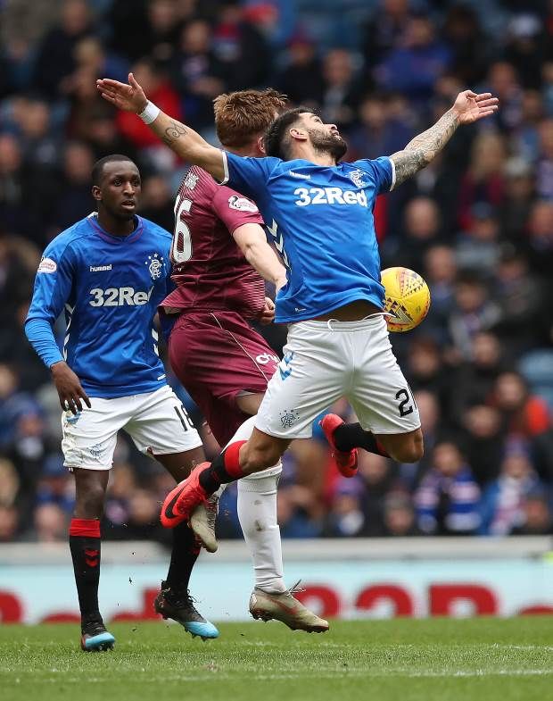 Rangers youngster Dapo Mebude should receive boost from Steven Gerrard's comments