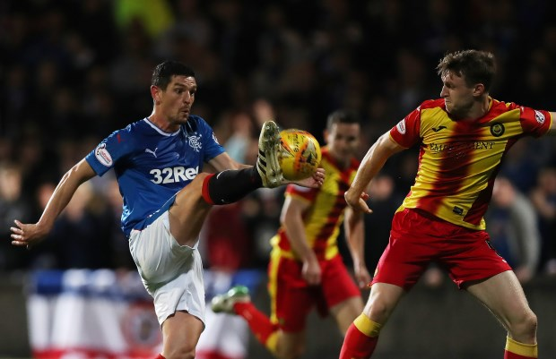 Rangers Will React To Celtic Defeat Insists Gers Star