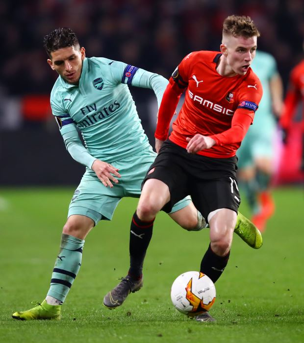 Arsenal end Solskjaer run with 2-0 win over Man United