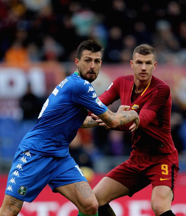 Dzeko set for Chelsea