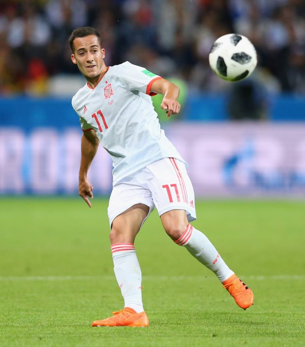 Liverpool, Arsenal 'in Lucas Vazquez battle'