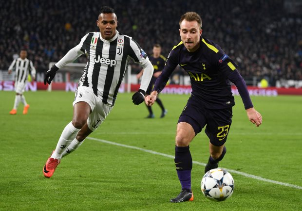 Allegri irritated by criticism as Juve fails to kill off Spurs