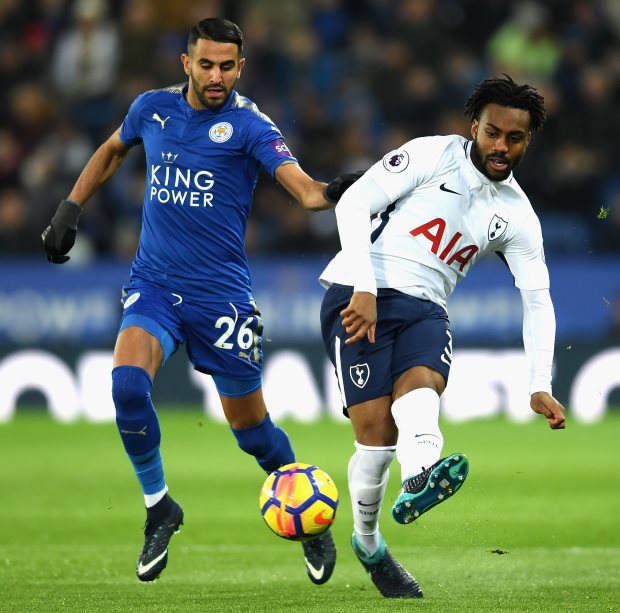 Schalke in talks with Tottenham over Danny Rose loan signing