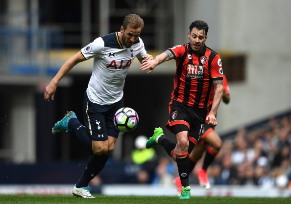 Harry Kane Targets 50-Goal Season With Spurs