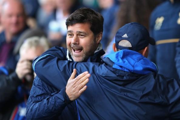 Tottenham Hotspur's Mauricio Pochettino