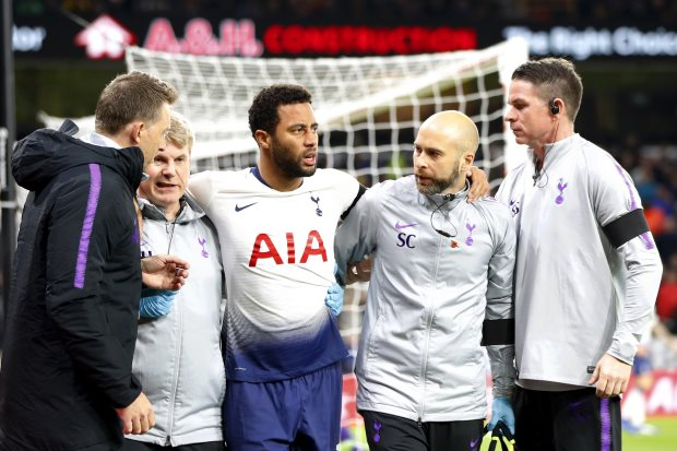 Sainsbury deflection gives Spurs Champions League lifeline